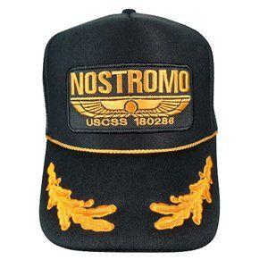 USCSS Nostromo Snapback Cap Alien Weyland Yutani C